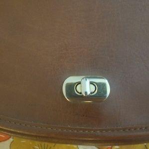 Vintage Bags - Vintage genuine leather crossbody